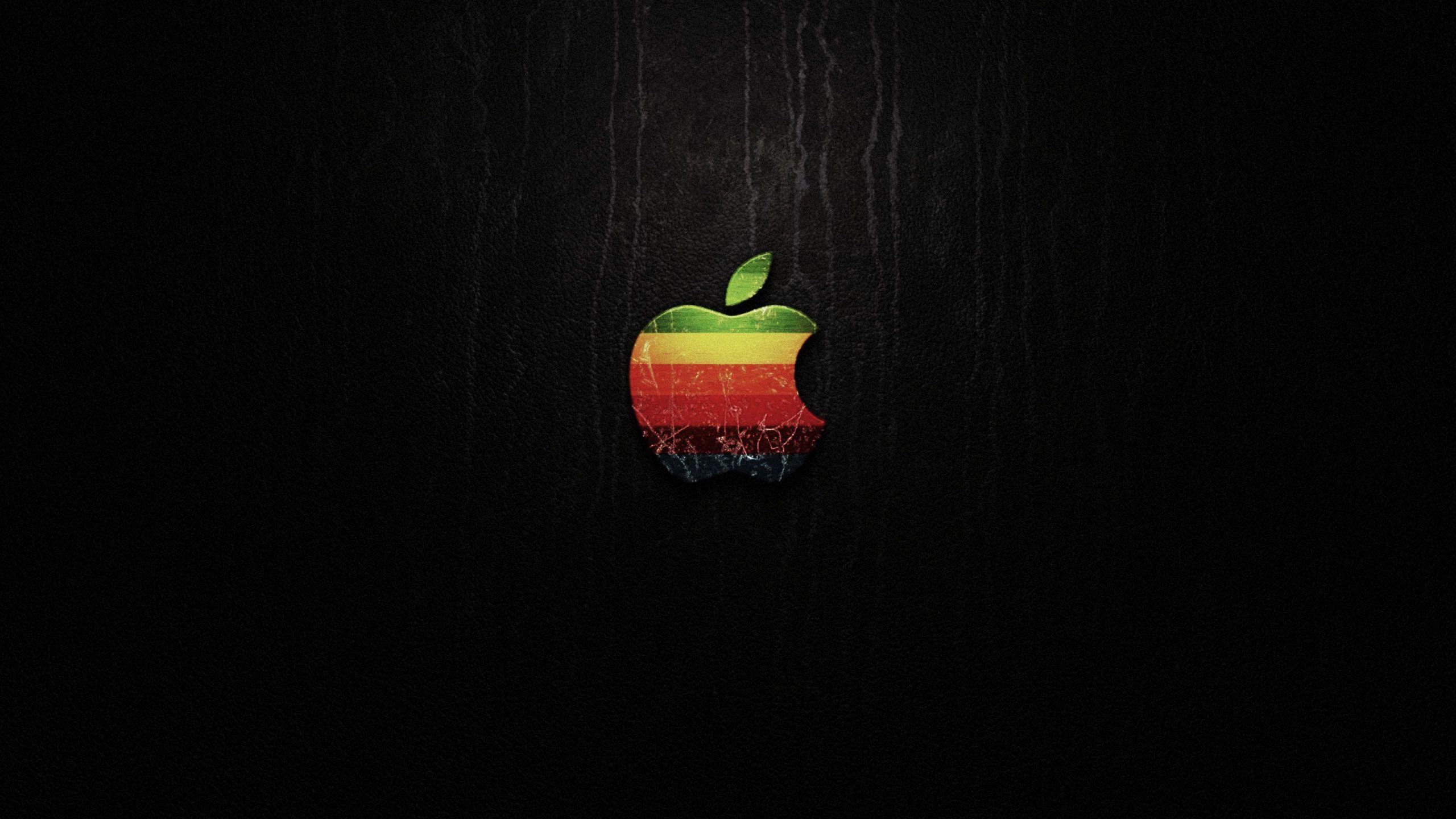 Wallpaper Dark Wallpaper Mac Logo Mac Apple Wallpapers