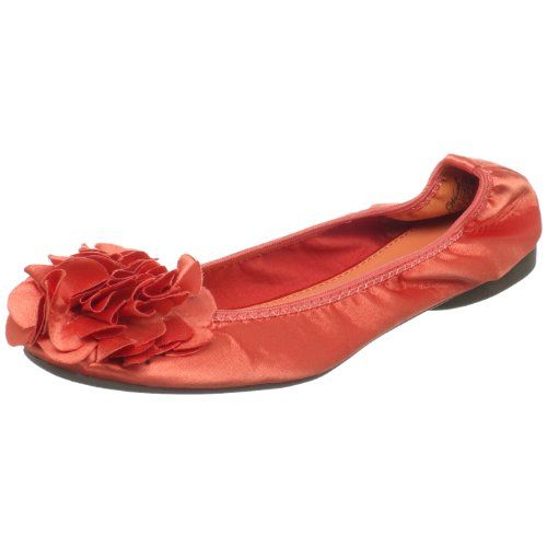 Wanted Shoes Women's Punk Ballet Flat,Orange,8.5 M US Wanted Shoes http://www.amazon.com/dp/B004G6546O/ref=cm_sw_r_pi_dp_AjaQub12NREQ3