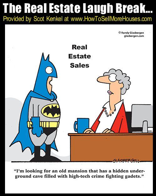The Real Estate Laugh Break for September 27th, 2013