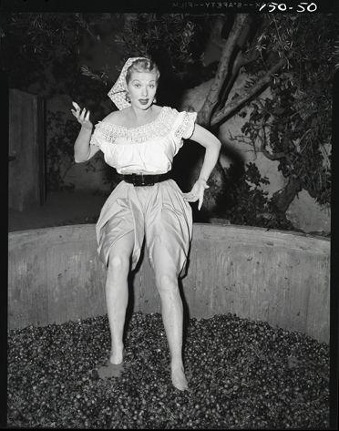 Lucille ball and desi arnaz 36 black white camera negatives from i love