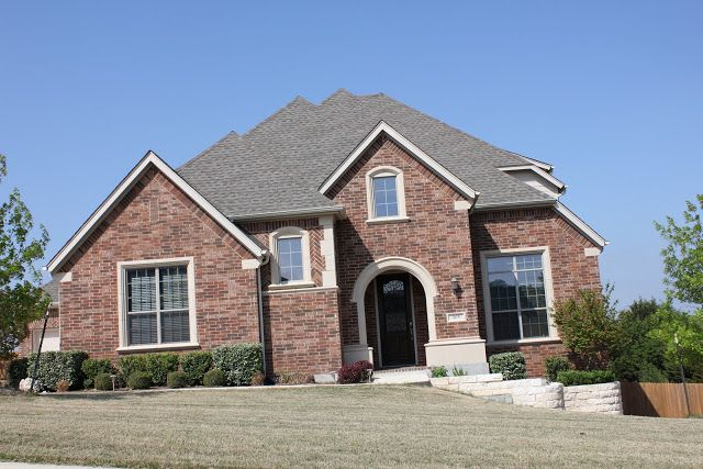 Best Finally Made Exterior Choices Hanson Brick Santa Fe 400 x 300