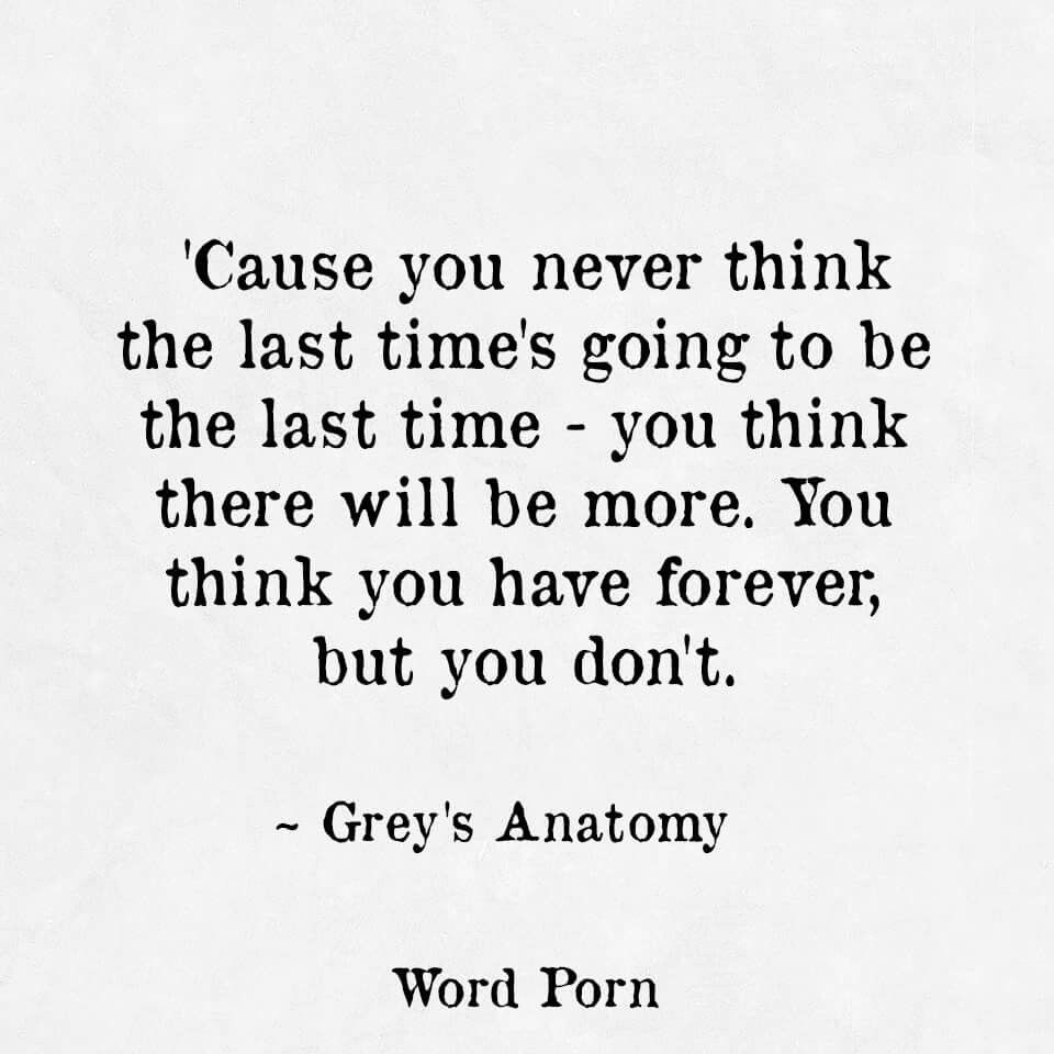 Image result for grey\'s anatomy quotes | Wonderful wonderful words ...