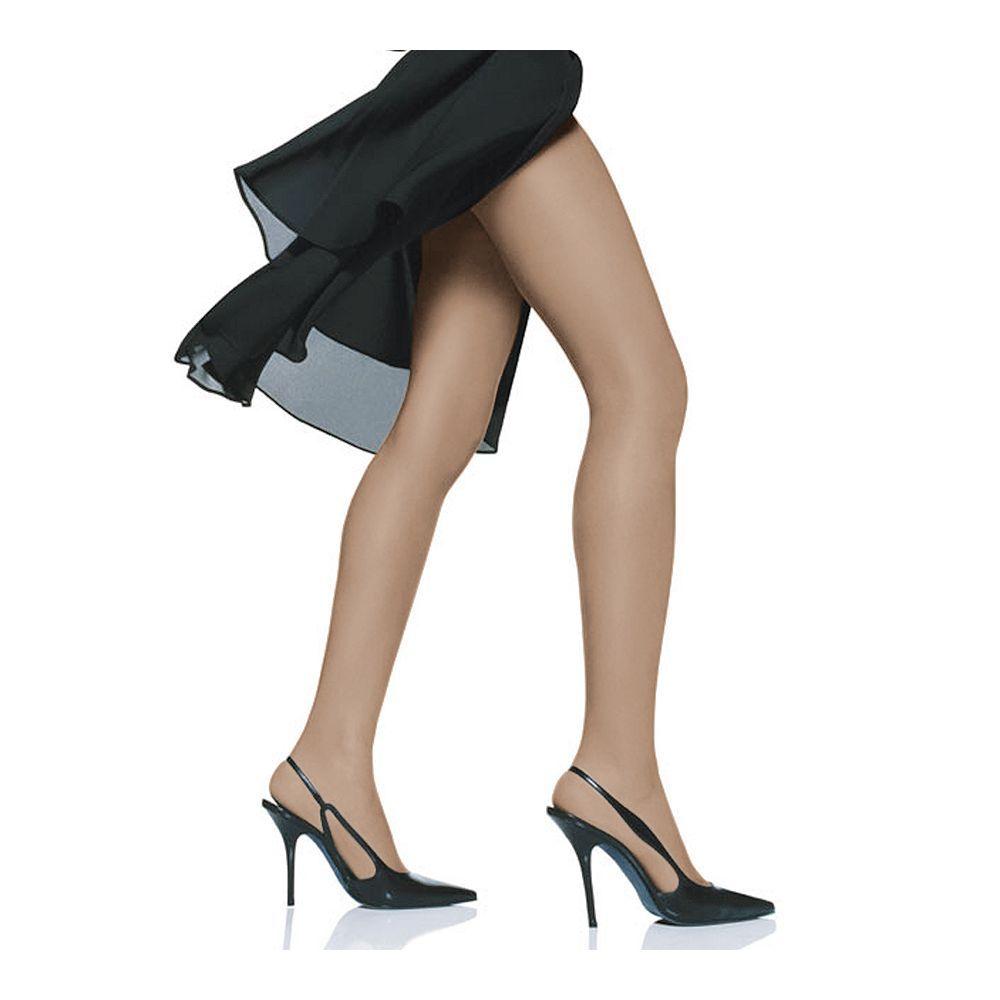 c9d6bd2d6 Hanes Silk Reflections Silky Sheer Control Top Pantyhose