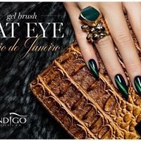 #nailsalons #nailpolish #nailart #fallwinter2017 #green #jade #nail