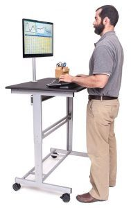 While For Some People Stand Up Desks Might Seem Odd Their Health