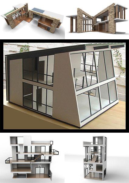 My Modern Minis   Mini House 2