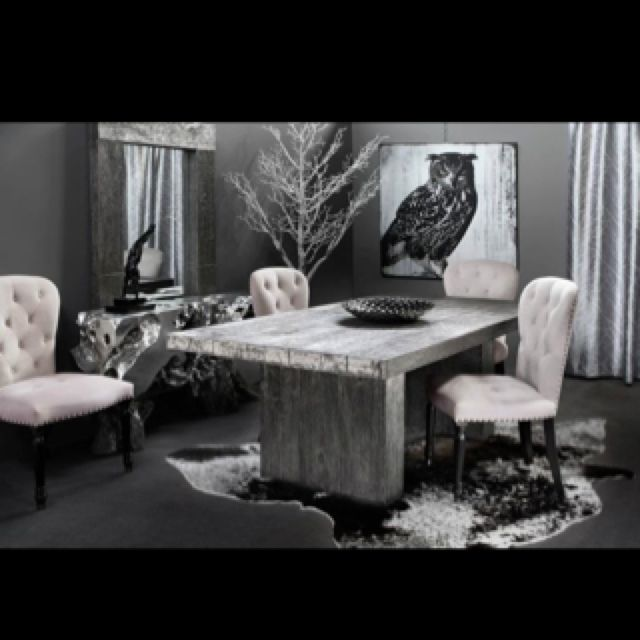 Perfect dinning area decor from Zgallerie Home Pinterest Room