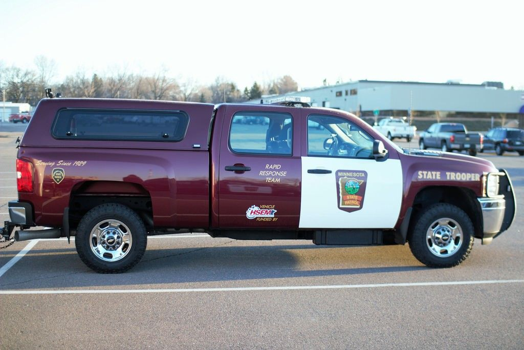 Minnesota State Police State Trooper Rapid Response Team