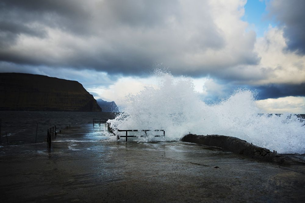 At the edge of Faroe: Sv?noyAt the edge of Faroe: Sv?noy