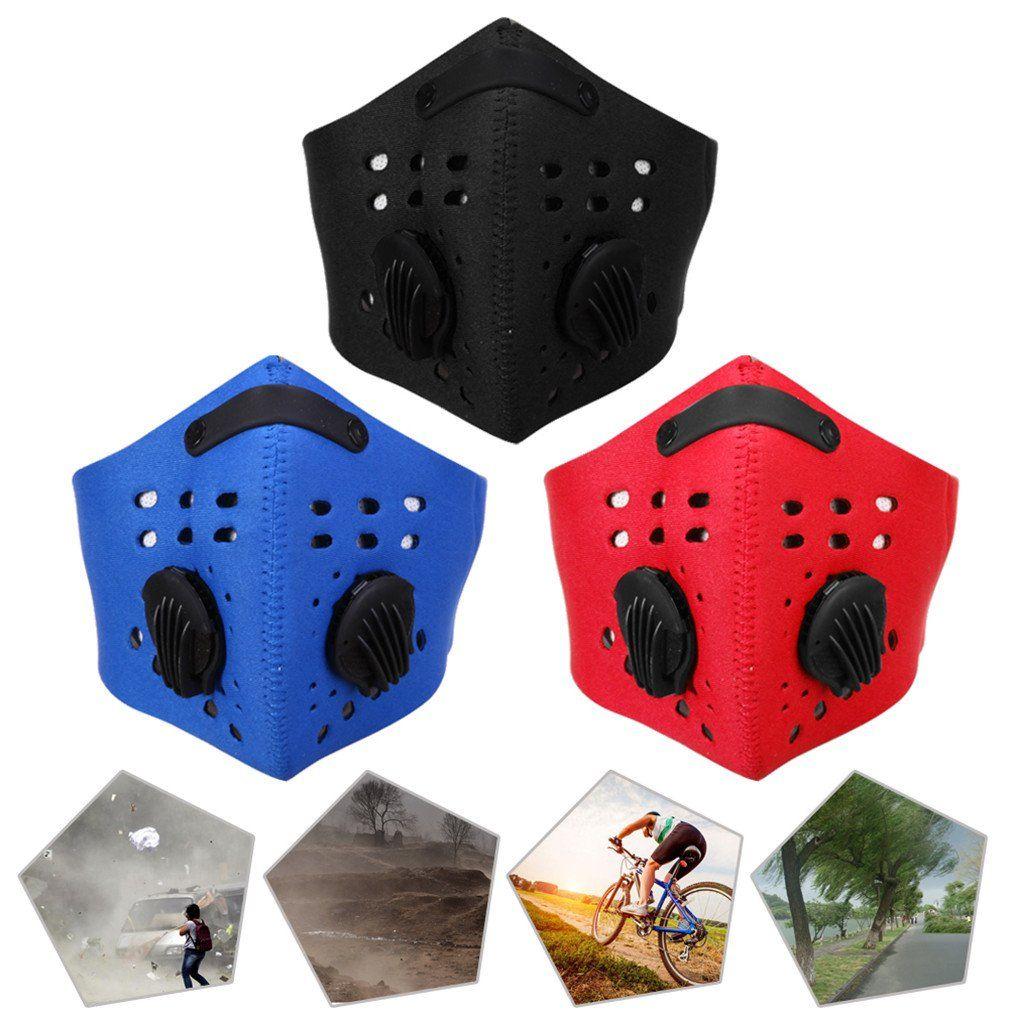 Windpoq Cycling Mask AntiPollution MouthMuffle Sports Mask