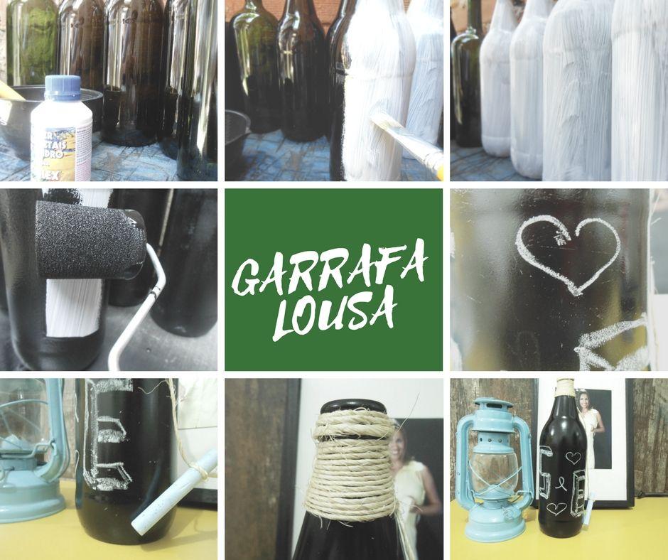 Garrafa Lousa