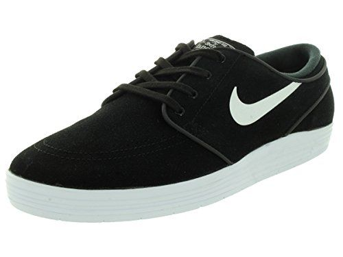 Nike - Chaussures Skateshoes Homme Sb Lunar Stefan Janoski - Black - Taille:39  Nike