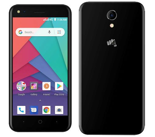 Micromax Bharat Go with come 5 MP primary camera and 5 MP secondary