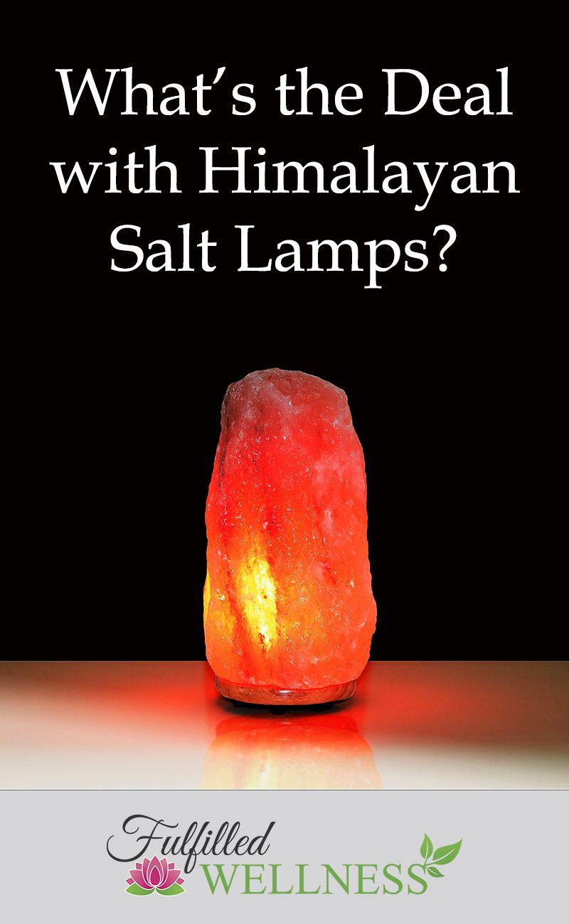 Himalayan Salt Lamps Do They Work Brilliant What's The Deal With Himalayan Salt Lamps Health Benefits Of Inspiration