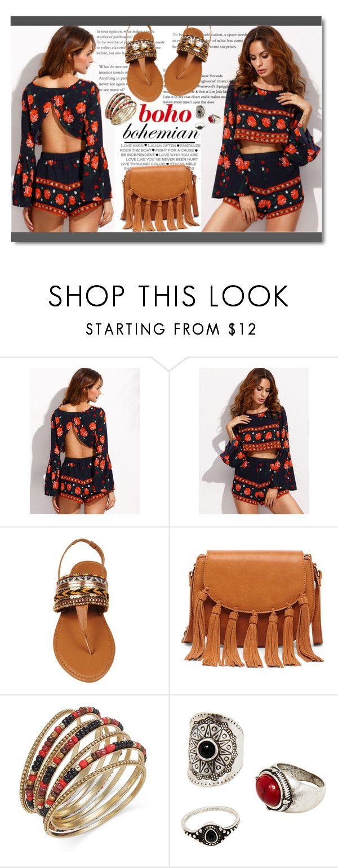 """Boho look ❤"" by aa-fashion-girls ❤ liked on Polyvore featuring Sole Society, Thalia Sodi and MANGO"