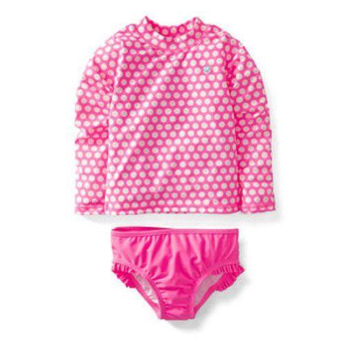 Carter's Girls 2-piece Rash Guard Set (24 Months, Pink Dot) Carter's http://www.amazon.com/dp/B00GHTEUHW/ref=cm_sw_r_pi_dp_VjQYtb1XTNVDQK5B