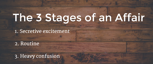 Affair stages