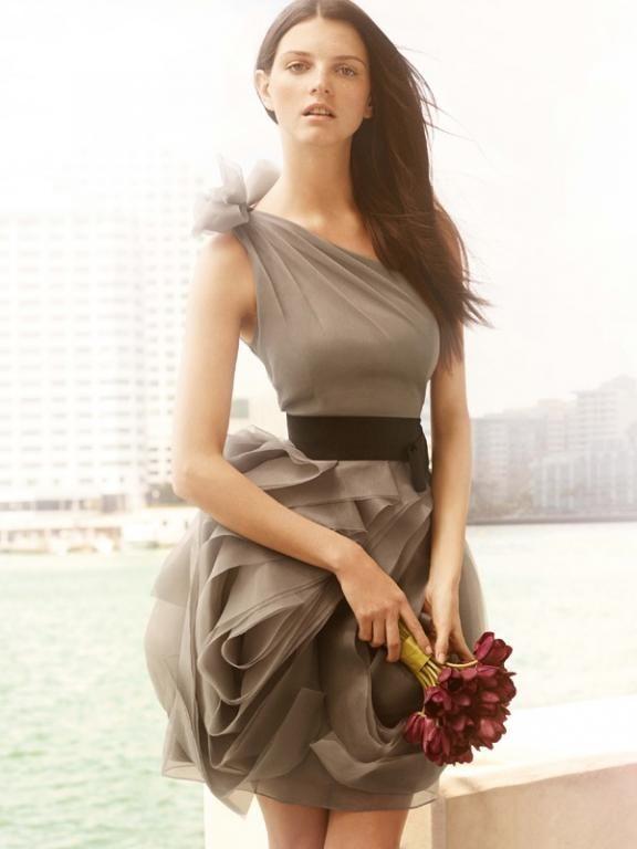 Vera Wang David\'s Bridal | [W] Bridesmaid | Pinterest | Vera wang ...