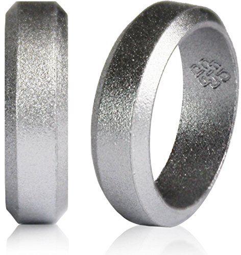 Robot Check Silicone Wedding Band Silicone Wedding Rings Wedding Rings
