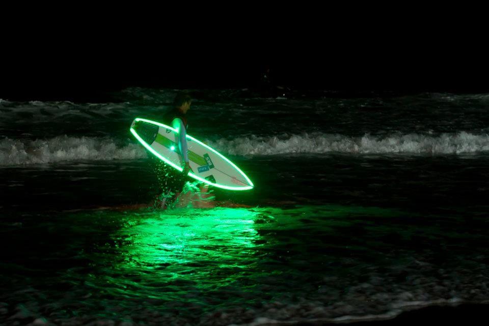 neon surf board   Surfing, Surfboard, Beach style  Neon Surfboards