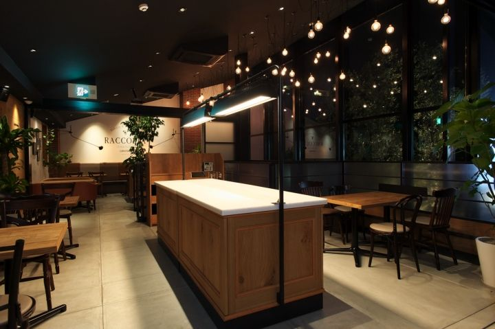 RACCOLTA Bakery & Cafe Dining by ZYCC, Toyonaka – Japan » Retail Design Blog