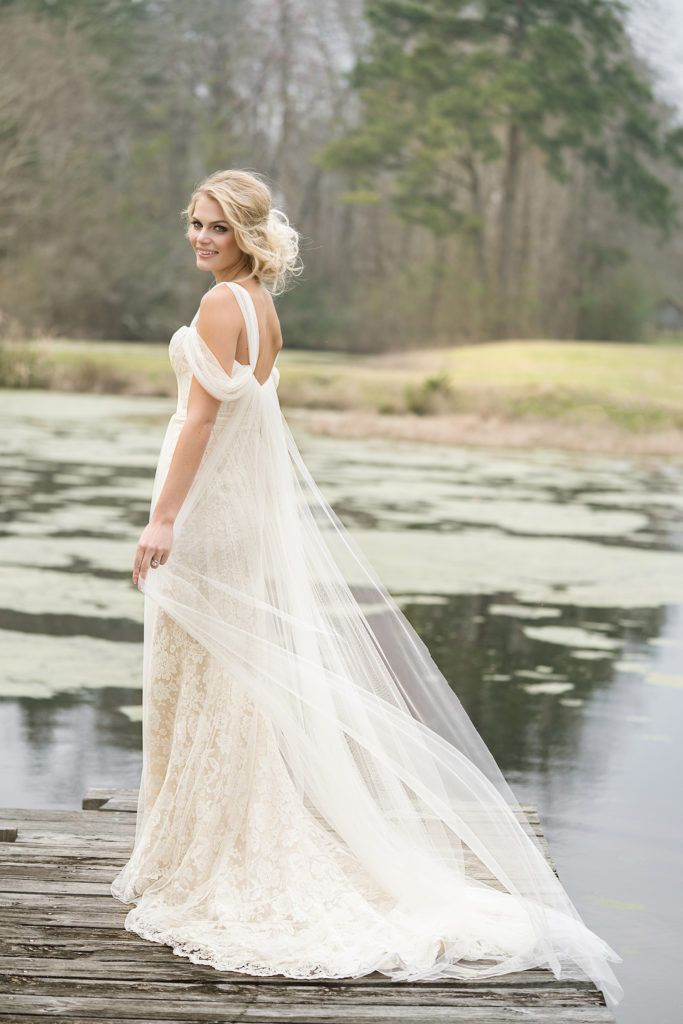 Lillian West – Boho Chic and Romantic Wedding Gowns | Lillian west ...