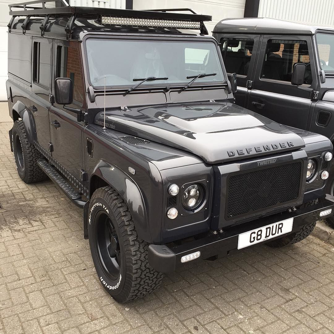 Amazing spec on this havana 110 t60 with automatic transmission stage 1 front end roof rack with led light bar antiordinary landroverdefender defenderredefined handcrafted builtinyorkshire character considered aloadofball Choice Image