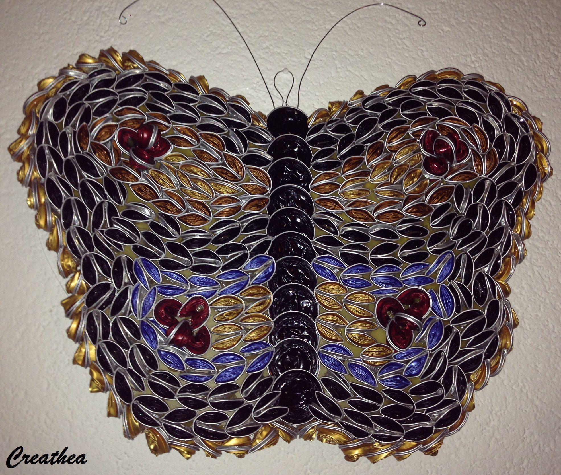 Nespresso:Farfalla doppia
