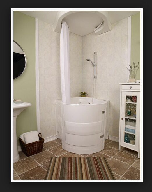 tiny bathrooms tubs laundry walk tub house in care pin premier