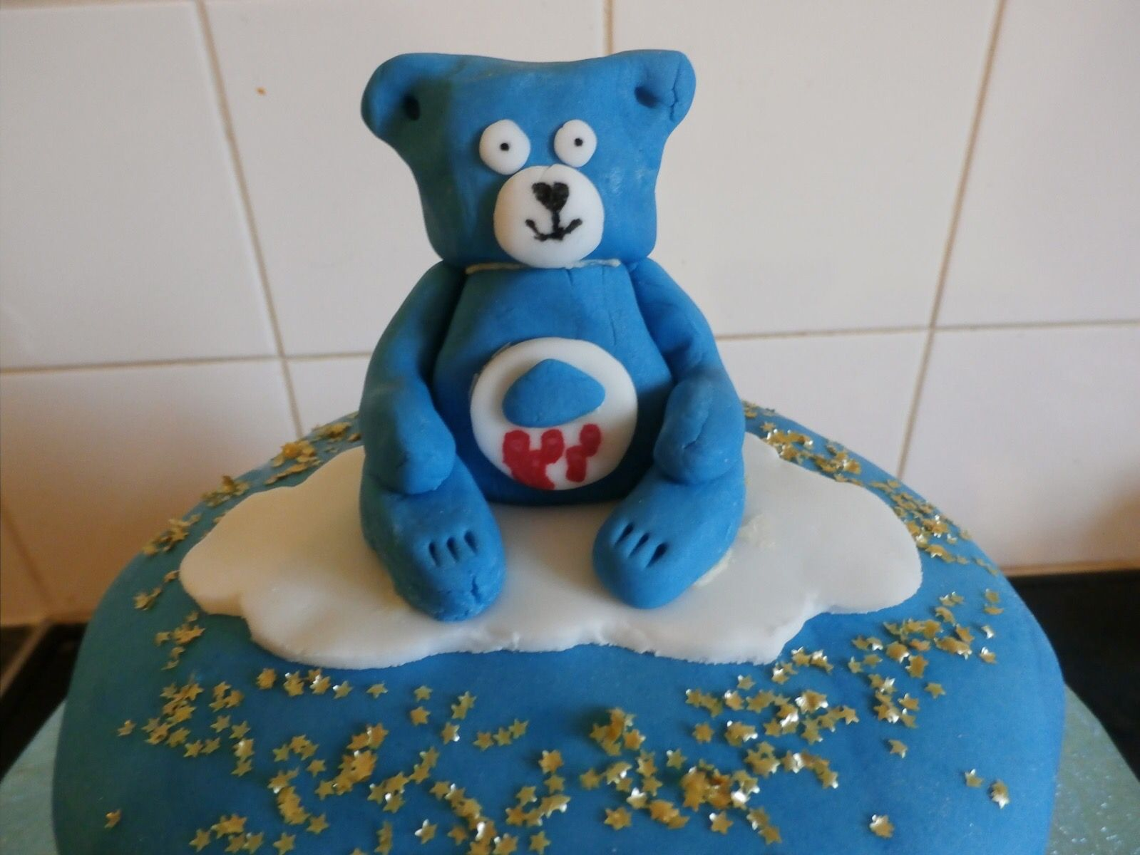 Pin By Louise Mitchell On Izzy Care Bear Birthday Party 3rd