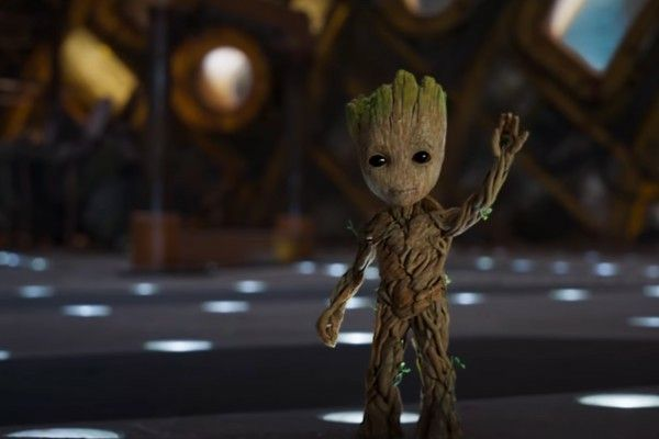 Cute Baby Sorry Hd Wallpaper Guardians Of The Galaxy Vol 2 Baby Groot Groot