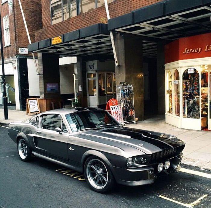 1967 Shelby Mustang GT500 Eleanor