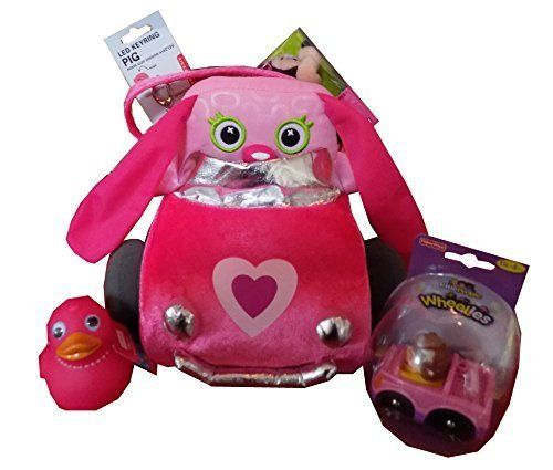 Girls pretty in pink gift basket perfect for easter b https amazon girls pretty in pink gift basket perfect for easter birthdays get well or other occasion toys games negle Images