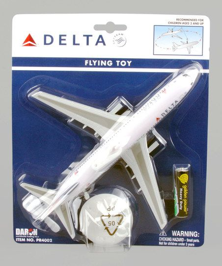 Ideal For Little Astronauts Who Dream Of Flying High In The Sky This Plane Hooks To Any Ceiling With The Included Swiveling Ap Delta Flying Toys Passenger Jet