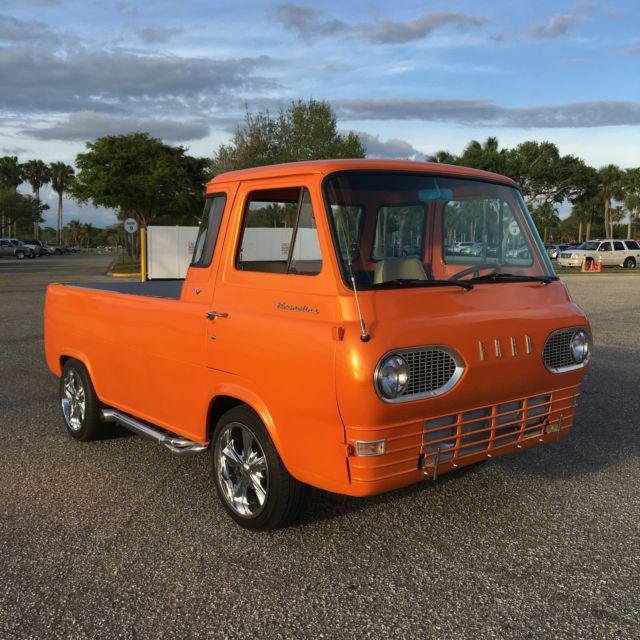 1966 Ford Econoline Pickup Rare With Small Block V8 For Sale