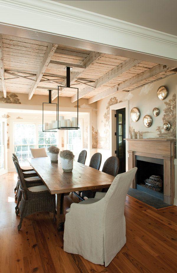 Savannah Dining Room table
