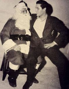 Claus Colonel, Father Christmas, Presley Photos, December 1960, December 23, Elvis Presley