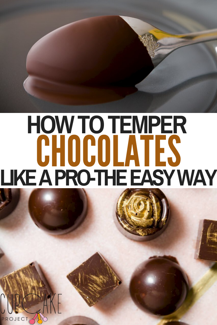 How to Temper Chocolate Easily Using a Microwave