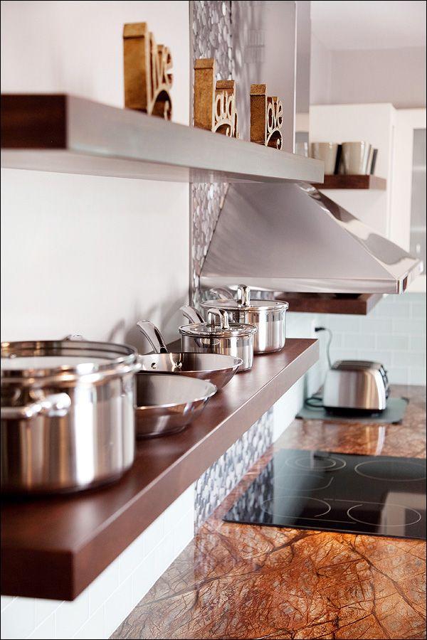Flat Kitchen Designs: Medley Of My Fav Kitchen Design Materials: Rainforest