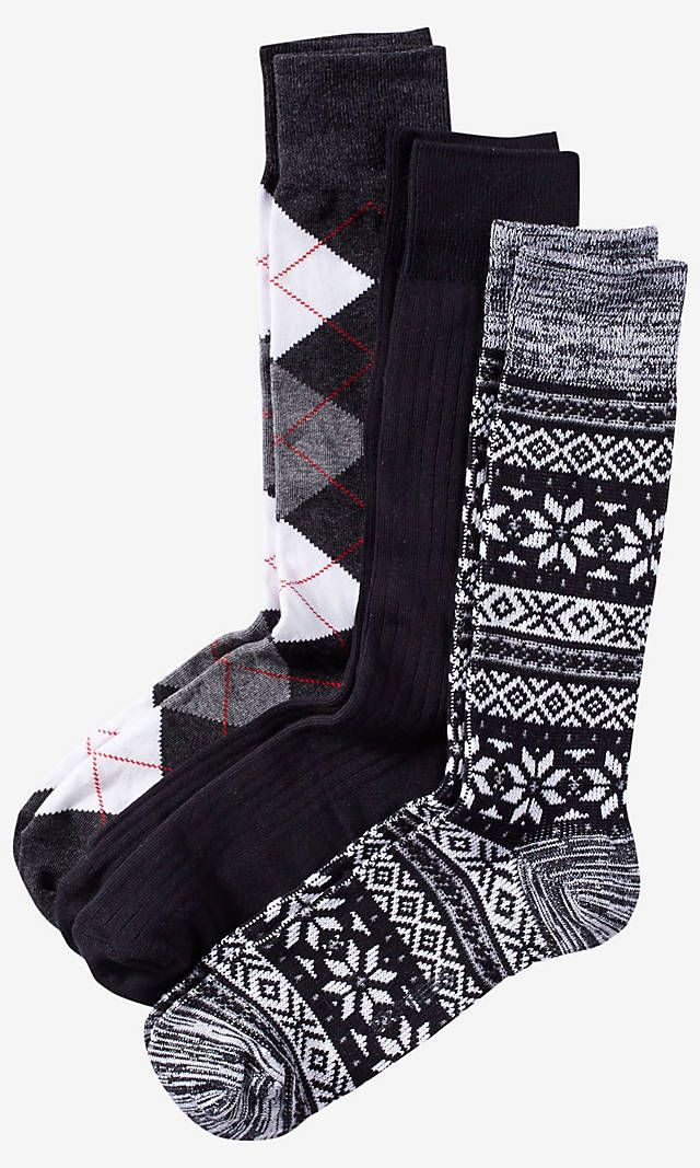 Gifts Under $30: Argyle, fair isle pattern and plain ribbed dress ...