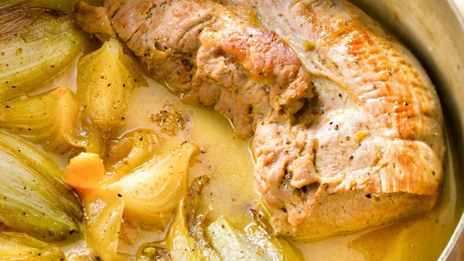 Filet mignon aux endives | Recette | Recette filet mignon ...