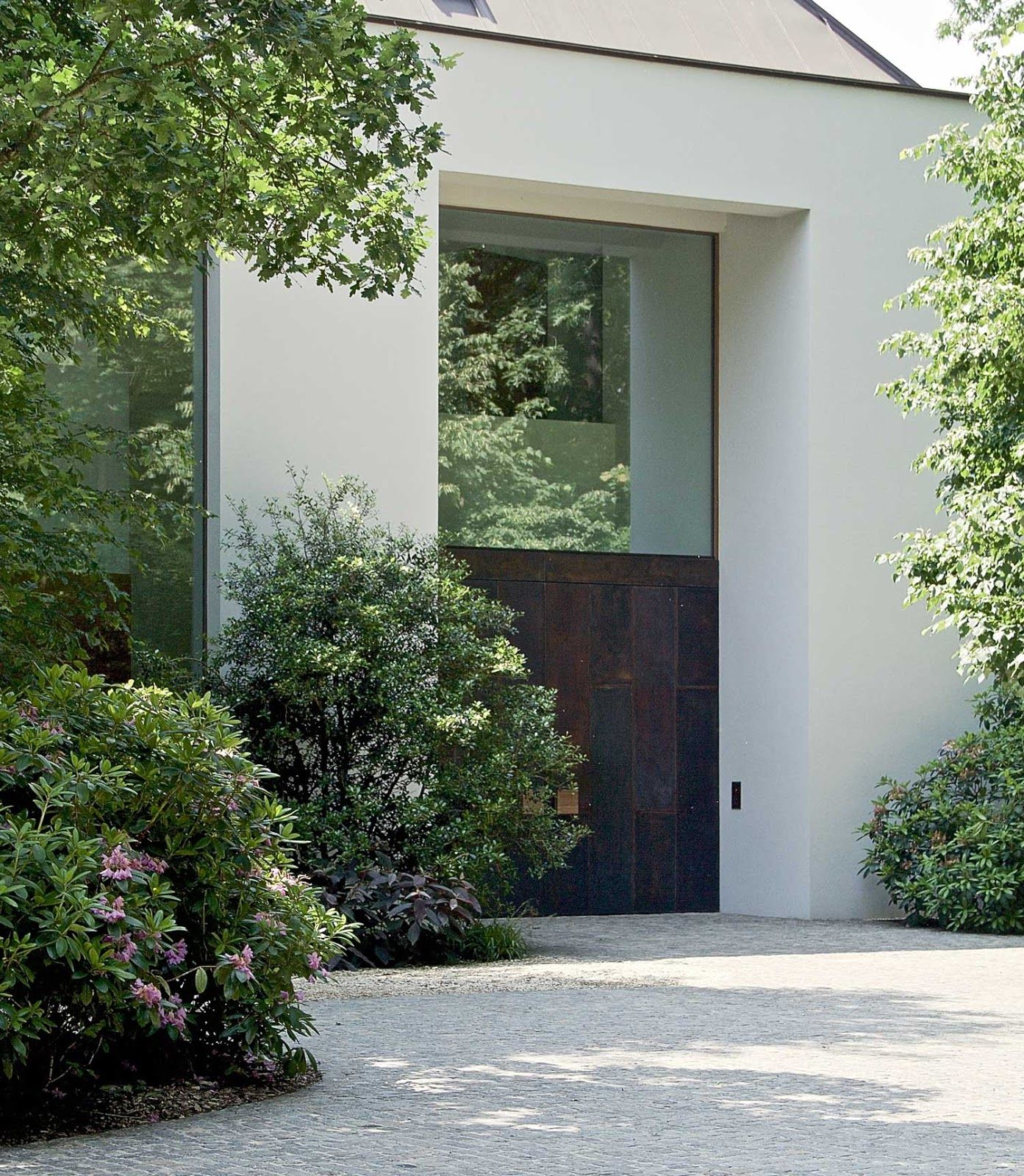 The Ghent villa, Belgium, Dirk Heveraet architect
