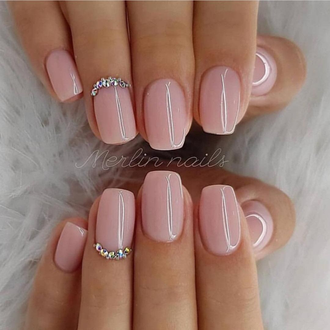Pin By Archy Pierrilus On Wedding Naturelle In 2019 Nails