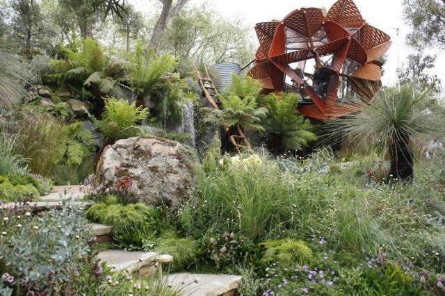 Australian Native Garden Design Ideas   Pinterest   Australian ...
