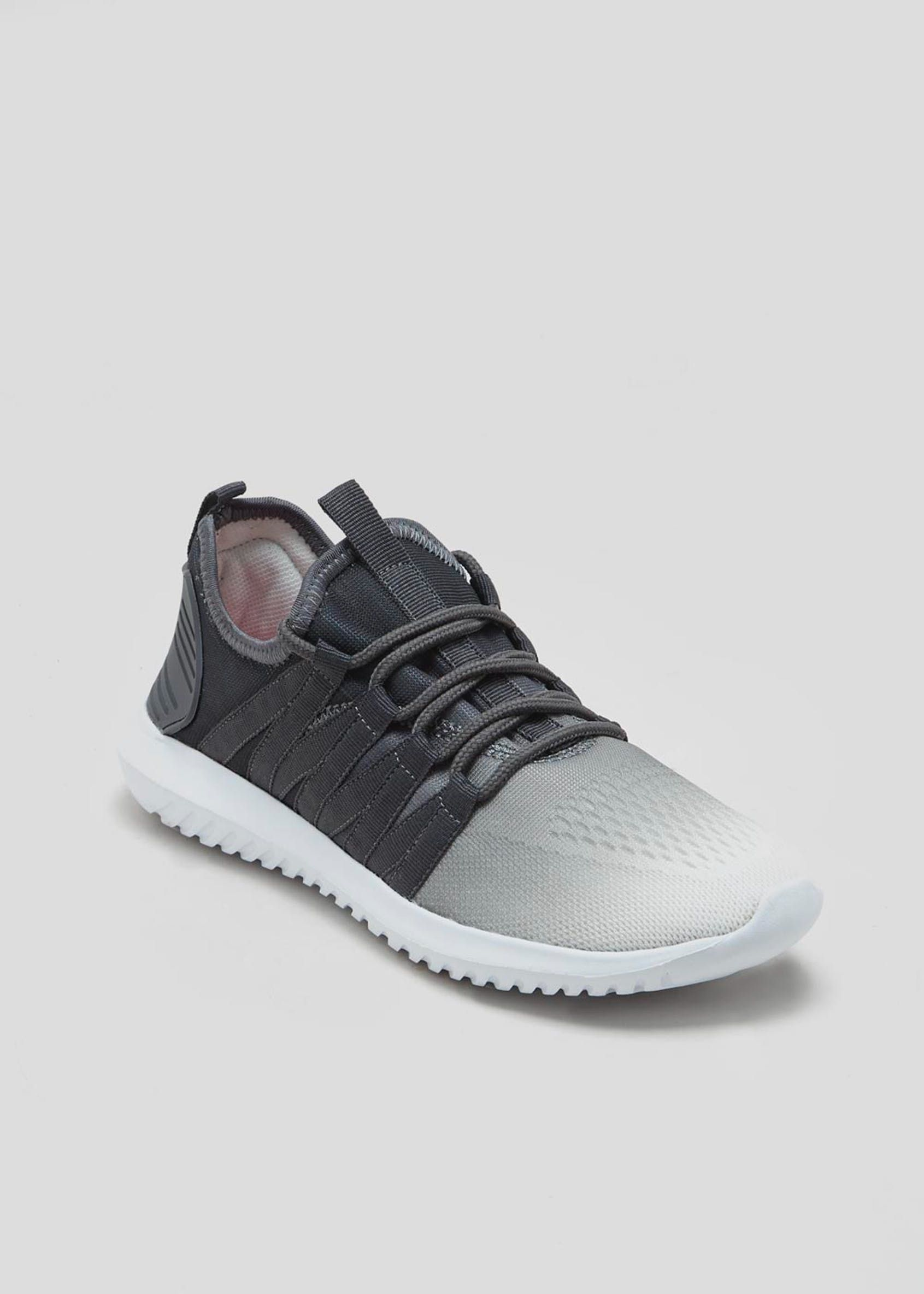 Souluxe Ombre Gym Trainers – Grey   Gym