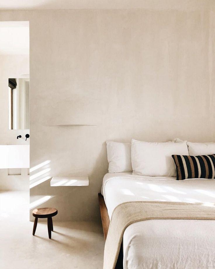 Photo of Minimal Modern Bedroom