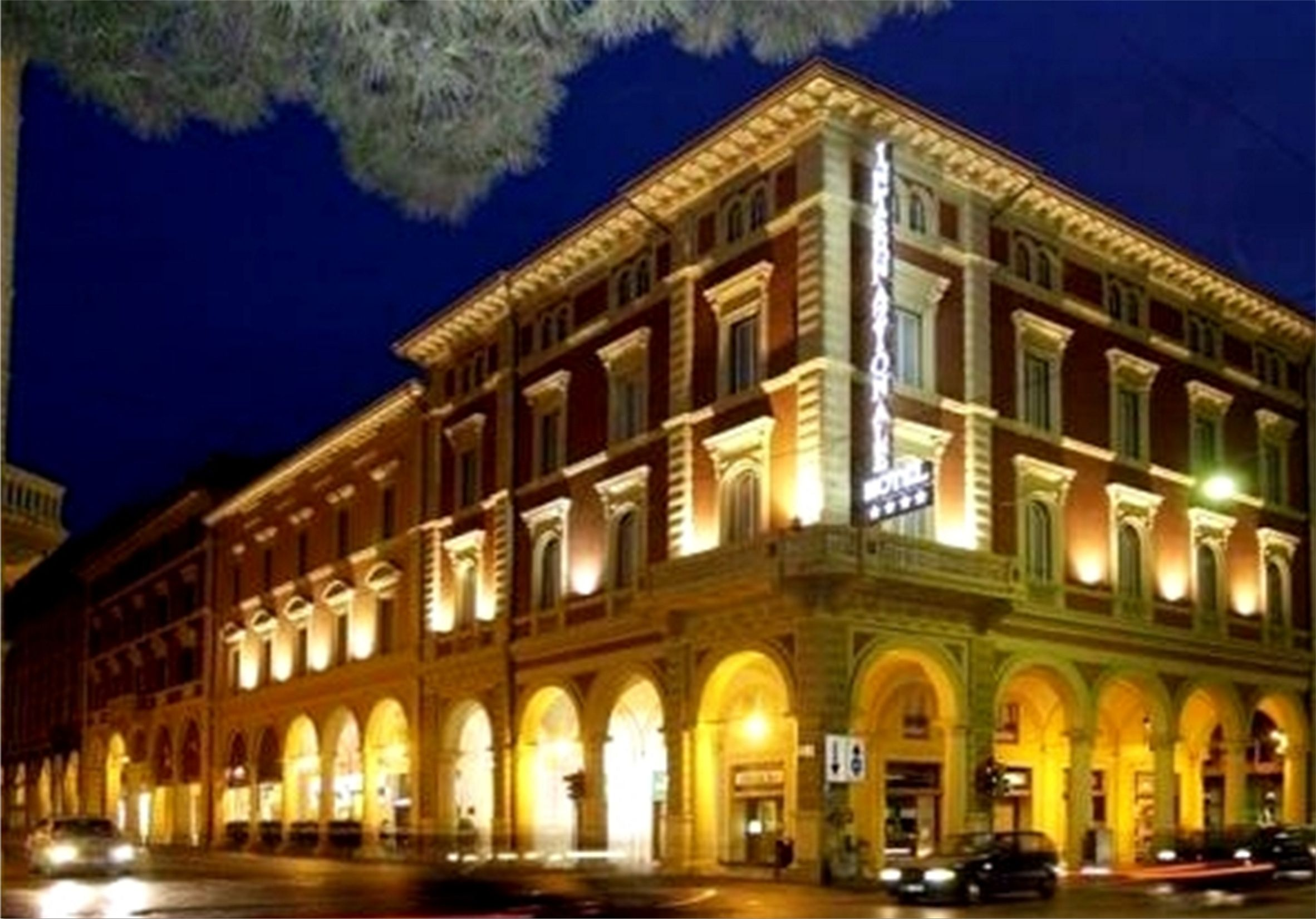 Loved our time at the grand hotel majestic in the heart of for Hotel idea bologna