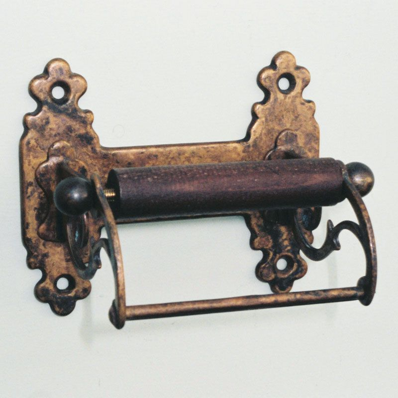 Antique Toilet Roll Holders Shaped