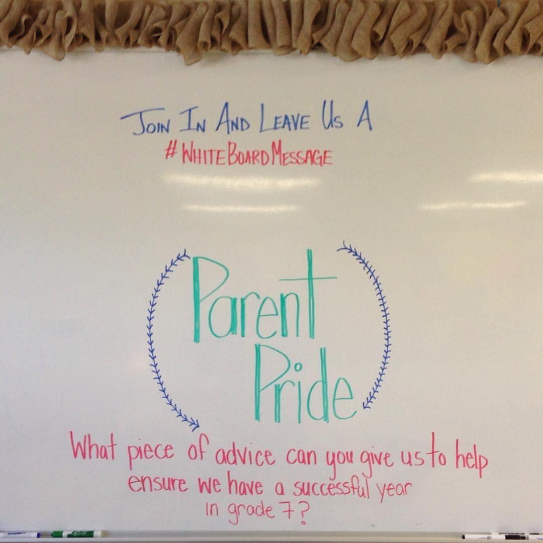 Meet the Teacher Night! #whiteboardmessage for the parents to leave for the kids. . . .. ... #teachersofinstagram #teacherlife… #meettheteachernight