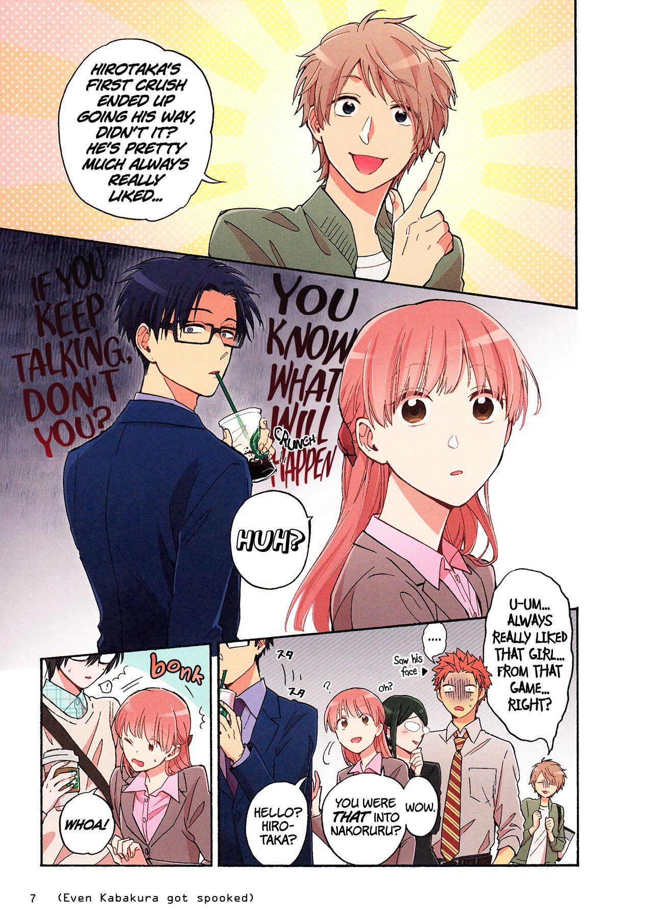 Read manga Wotaku ni Koi wa Muzukashii Vol.004 Ch.022